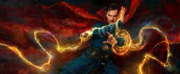 Doctor Strange (Michael Giacchino) Les lignes brisées