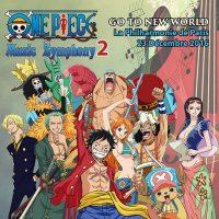 One Piece – Music Symphony 2 à la Philharmonie de Paris Un nouveau programme inédit autour des musiques de la série animée en présence du compositeur Tanaka Kohei