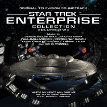 Star Trek: Enterprise Collection (Volume 2) (Dennis McCarthy, Jay Chattaway…) UnderScorama : Décembre 2016