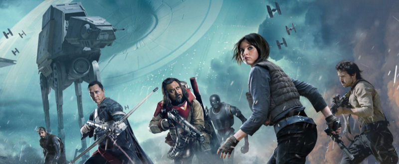 Rogue One: A Star Wars Story (Michael Giacchino) Michael Giacchino ou l'Héritier de l'Empire