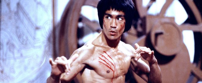 Bruce Lee dans Enter The Dragon