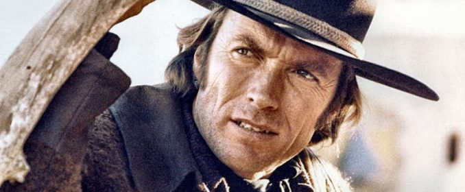 Clint Eastwood dans Joe Kidd