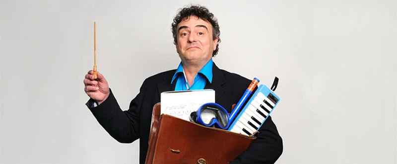 Piano Rigoletto La leçon de musique d'Alain Bernard