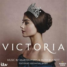 Victoria (Martin Phipps & Ruth Barrett) UnderScorama : Février 2017