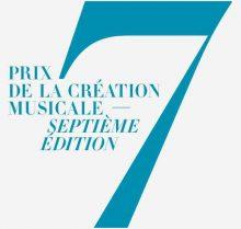 Les 7èmes Prix de la Création Musicale