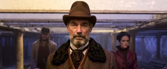 Sir Malcolm Murray (Timothy Dalton)