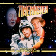 Timemaster (Harry Manfredini) UnderScorama : Mai 2017
