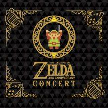 Legend Of Zelda: 30th Anniversary Concert (The) (Koji Kondo, Kenta Nagata…) UnderScorama : Mars 2017
