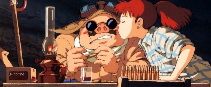 Porco Rosso et sa protégée