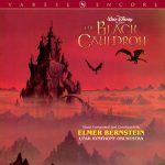 Black Cauldron (The) (Elmer Bernstein) UnderScorama : Avril 2017