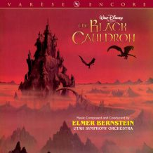 Black Cauldron (The) (Elmer Bernstein) UnderScorama : Avril 2017