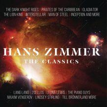 Hans Zimmer : The Classics (Hans Zimmer) UnderScorama : Avril 2017