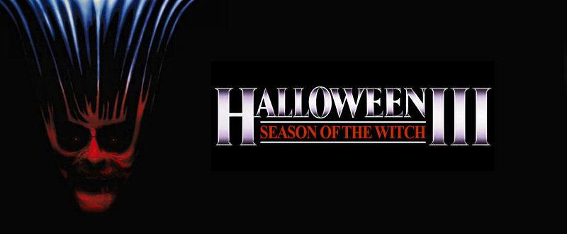 Halloween III (John Carpenter & Alan Howarth) Les masques de la mort rouge