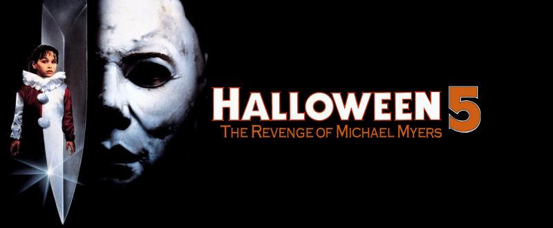 Halloween 5: The Revenge Of Michael Myers (Alan Howarth) Liens d'amour et de sang