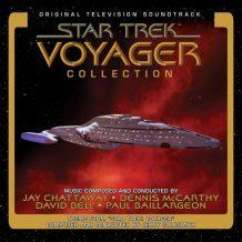Star Trek: Voyager Collection (Dennis McCarthy, Jay Chattaway, David Bell…) UnderScorama : Avril 2017