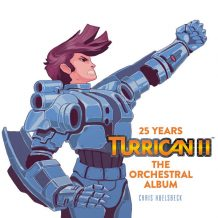 Turrican II: The Orchestral Album (Chris Huelsbeck) UnderScorama : Avril 2017