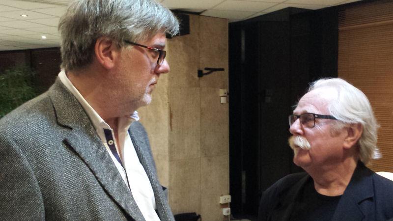 Jean-Michel Bernard et Eric Demarsan
