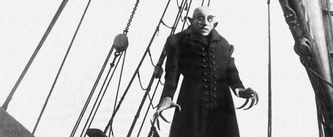 Max Schreck dans Nosferatu