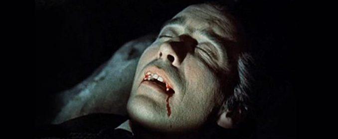 Christopher Lee dans Horror Of Dracula