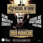 Il était une fois Ennio Morricone à Agen Le festival « Musique, On Tourne  !» décortiquera pendant quatre jours la carrière du maestro italien