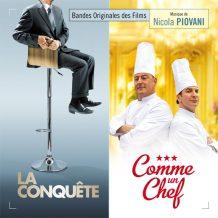 Conquête (La) / Comme un Chef (Nicola Piovani) UnderScorama : Juin 2017