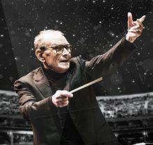 Le Maestro Ennio Morricone de retour à Paris