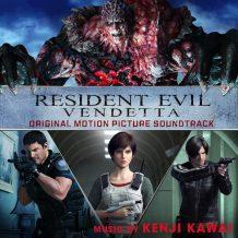 Resident Evil: Vendetta (Kenji Kawai) UnderScorama : Juin 2017