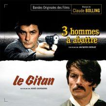 Trois Hommes à Abattre / Le Gitan (Claude Bolling) UnderScorama : Mai 2017