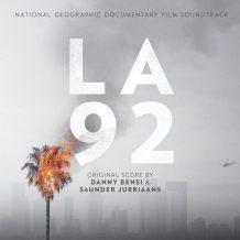 LA 92 (Danny Bensi & Saunder Jurriaans) UnderScorama : Juin 2017