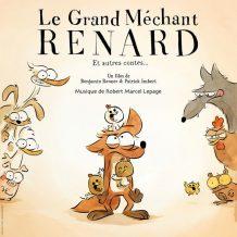 Grand Méchant Renard et Autres Contes… (Le) (Robert Marcel Lepage) UnderScorama : Juillet/Août 2017