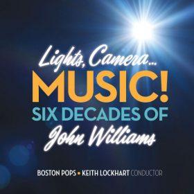 Lights, Camera...Music! Six Decades Of John Williams