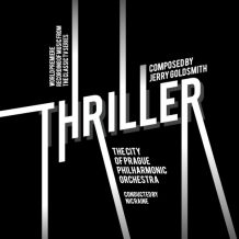 Thriller (Jerry Goldsmith) UnderScorama : Juin 2017