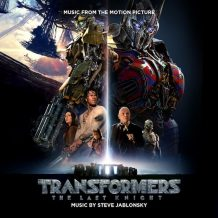 Transformers: The Last Knight (Steve Jablonsky) UnderScorama : Juillet/Août 2017