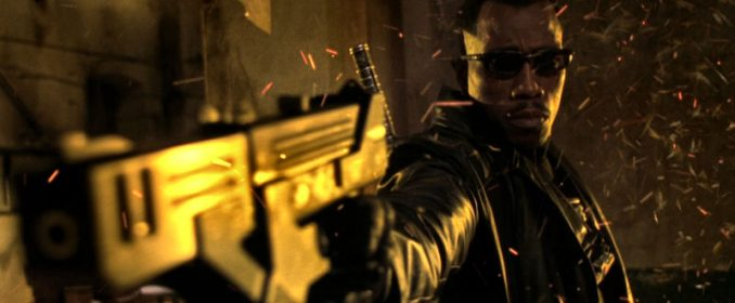 Wesley Snipes dans Blade II