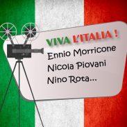 Le Ciné-Trio vous offre quelques douceurs italiennes « Un caffè Ristretto, della musica e viva l'Italia ! » : le programme ensoleillé des trois musiciens pour fêter l'été