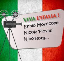 Le Ciné-Trio vous offre quelques douceurs italiennes
