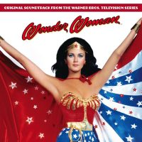 Wonder Woman (Charles Fox, Artie Kane, Robert Prince, Johnny Harris…) UnderScorama : Juin 2017