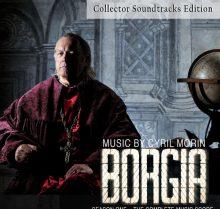 Gagnez l'intégrale de la série Borgia par Cyril Morin