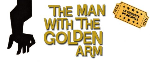 The Man With The Golden Arm Banner