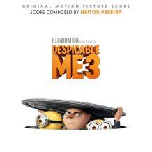 Despicable Me 3 (Heitor Pereira) UnderScorama : Juillet/Août 2017