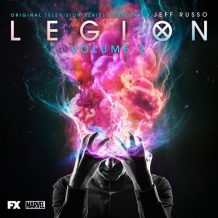 Legion (Season 1) (Volume 2) (Jeff Russo) UnderScorama : Juillet/Août 2017