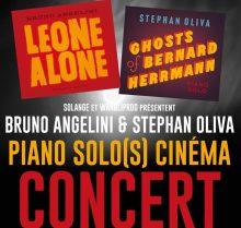 Piano solo(s) : Herrmann et Morricone en toute liberté
