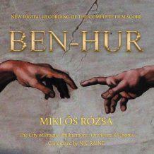 Ben-Hur (Miklós Rósza) UnderScorama : Octobre 2017