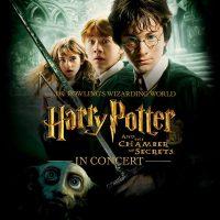 La Chambre des Secrets en ciné-concert Rendez-vous en décembre pour la deuxième session française des Harry Potter Film Concert Series
