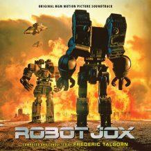 RobotJox (Frédéric Talgorn) UnderScorama : Octobre 2017