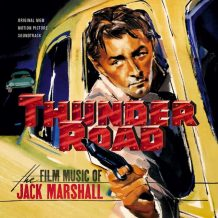 Thunder Road: The Film Music Of Jack Marshall (Jack Marshall) UnderScorama : Novembre 2017