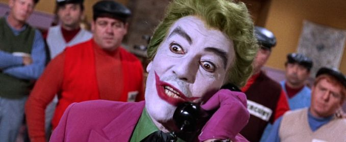 Le Joker (Cesar Romero) en 1966