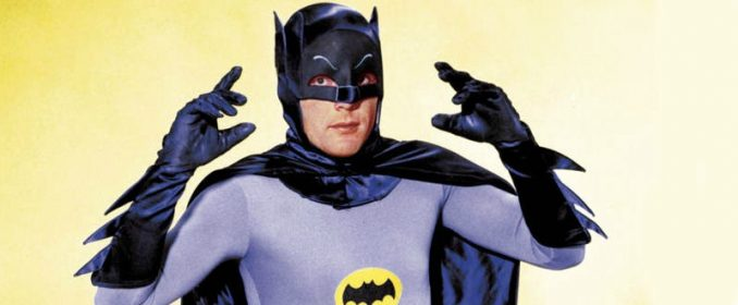 Batman (Adam West) en 1966