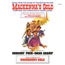 Mackenna's Gold / In Cold Blood (Quincy Jones) UnderScorama : Décembre 2017