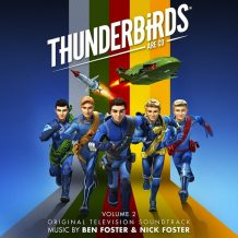 Thunderbirds Are Go (Volume 2) (Ben Foster & Nick Foster) UnderScorama : Novembre 2017